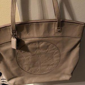 Large Coach purse